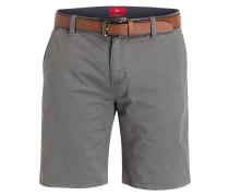 Shorts PLEK Loose-Fit - khaki