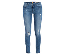 Skinny-Jeans ORANGE J20 - medium blue
