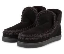 Fell-Boots MINI ESKIMO - schwarz