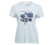 T-Shirt - hellblau
