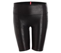 Shape-Shorts FAUX LEATHER BIKE SHORT