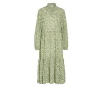 Kleid FQSMILLAY mit Rüschenbesatz