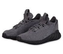 Sneaker TUBULAR DOOM SOCK - anthrazit