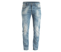 Jeans 3301 Slim-Fit - medium aged