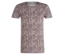 T-Shirt MARTY - braun/ grau