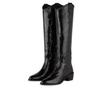 Cowboy Boots - SCHWARZ