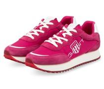 Plateau-Sneaker BEVINDA - PINK/ WEISS