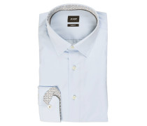 Hemd PIERRE K Slim-Fit - blau