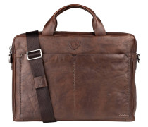 Laptop-Tasche PANDION - braun