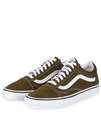 Sneaker OLD SKOOL - KHAKI