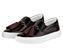 Slip-on-Sneaker MAC - schwarz