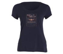 T-Shirt RAILA - blau