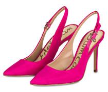 Slingpumps - pink