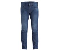 Jeans ANBASS Skinny-Fit - 007 dark blue