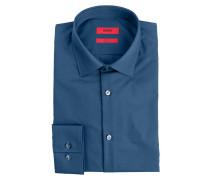 Hemd C-JENNO Slim-Fit - blau