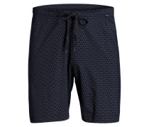 Sleep-Shorts - blau