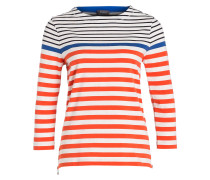 Shirt mit 3/4-Arm - rot