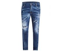 Destroyed Jeans TIDY BIKER
