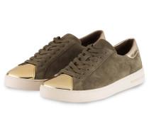 Sneaker FRANKIE - olive/ gold