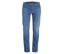 Jeans PIPE Regular Slim-Fit - 855 kobalt