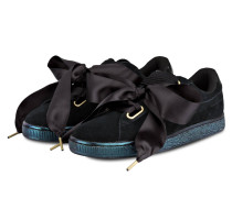 Sneaker SUEDE HEART SATIN