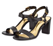 Sandaletten HARRI - schwarz