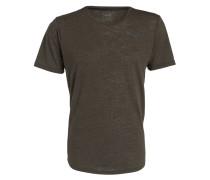 T-Shirt DRI-RELEASE NOVELTY - oliv