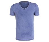 T-Shirt CARL - blau