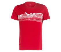 T-Shirt PYRENEES mit Merinowolle-Anteil