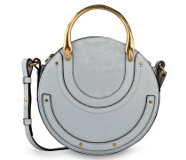 Schultertasche PIXIE SMALL - airy grey