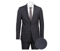 ANZUG CALE-MADDEN Extra Slim-Fit - navy