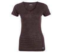 T-Shirt ABISKO COOL - grau