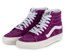 Hightop-Sneaker SKATE HIGH - LILA