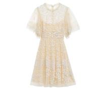 Kleid HONESTY mit Paillettenbesatz