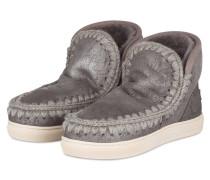 Lammfell-Boots MINI ESKIMO
