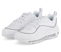Sneaker AIR MAX 98 - WEISS