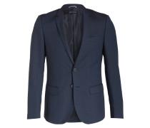 Kombi-Sakko Slim-Fit - 7047 blau