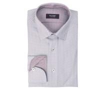 Hemd tailored fit - bordeaux