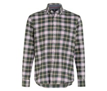 Flanellhemd Casual Fit