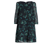 Kleid RIFIFI - marine/ grün/ mint