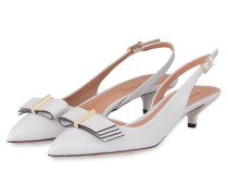 Slingpumps PIPING WAVE - grau