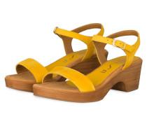 Sandaletten IRITA - GELB