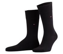 4er-Pack Socken - schwarz/ grau