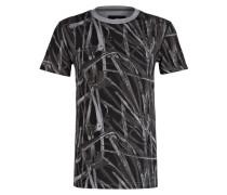 T-Shirt - schwarz/ grau
