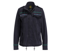 Fieldjacket BILBAO - navy