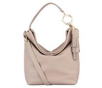 Hobo-Bag SAIDA M - beige
