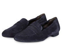 Penny-Loafer - blau