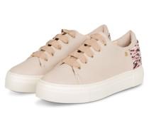 Plateau-Sneaker MARISSA - CREME