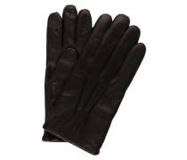 Lederhandschuhe - schwarz