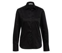 Bluse Comfort Fit - schwarz